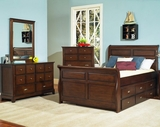 Samuel Lawrence 8124-737-738-404-801-410-430 Pepper Creek Bedroom collection