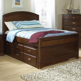 Samuel Lawrence 8128-530-531-401-801 Premiere Twin Bed with Trundle