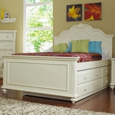 Samuel Lawrence 8134-632-633-404-801 Villa Full Trundle Bed