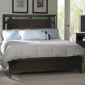 Samuel Lawrence 8144-270-271-406 RIDGEWAY C King Complete 270/271 5/0 Bed w/406 Rails