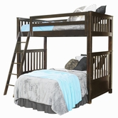 Samuel Lawrence 8144-730-731-732 RIDGEWAY TWIN Complete Bunk Bed