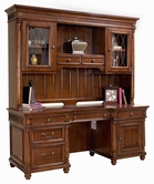 Samuel Lawrence 8180-911-916 Wesley Computer Desk with Hutch