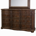 Samuel Lawrence 8308-010 HUNTINGDON Drawer Dresser