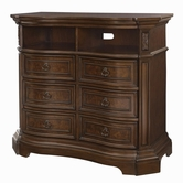 Samuel Lawrence 8328-160 EDINGTON Entertainment Console