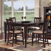 Samuel Lawrence nova 2445-136-4X176 Table and Chair Set