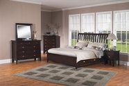 Samuel Lawrence nova Queen bed 2445-252-259-400-010-030 collection
