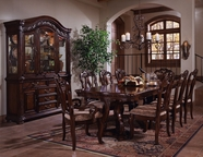 Samuel Lawrence SAN MARINO 3530-131A-131B-154X4 dining room set