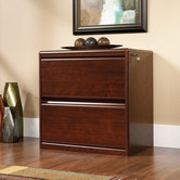 Sauder 107302 Cornerstone Lateral File in Classic Cherry