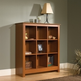 Sauder 401219 Storage Organizer in Mission Cherry Finish
