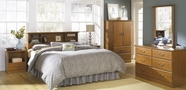 Sauder 401293-401340-401410 Orchard Hills Bedroom Set