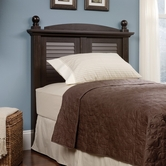 Sauder 401326 Harbor View Full/Queen Headboard in Antiqued Paint Finish