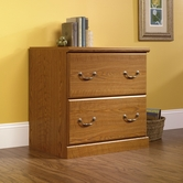 Sauder 401805 Orchard Hills Lateral File in Carolina Oak Finish