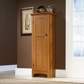Sauder 401867 Summer Home Pantry In Carolina Oak Finish