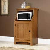 Sauder 401902 Summer Home Gourmet Stand in Carolina Oak Finish