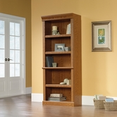 Sauder 402172 Orchard Hills Library in Carolina Oak Finish