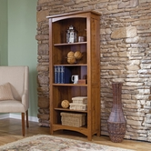 Sauder 407371 Rose Valley Library in Abbey Oak Finish