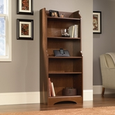 Sauder 408385 Graham Hill Bookcase in Autumn Maple Finish