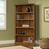 Sauder 410175 Bookcase In Abbey Oak Finish