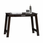 Sauder 410421 Beginnings Writing Table in Cinnamon Cherry Finish