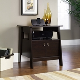 Sauder 410911 Stockbridge Technology Pier in Jamocha Wood Finish