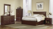 Sauder 411840-412359-411830-413998 Palladia Bedroom Set