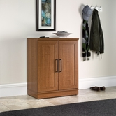 Sauder 411967 Homeplus Base Cabinet in Sienna Oak Finish