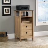 Sauder 412321 August Hill Technology Pier in Dover Oak Finish