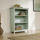 Sauder 414183 Original Cottage Bookcase In Rainwater Finish