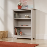 Sauder 414184 Original Cottage Bookcase In Cobblestone Finish
