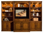 Sligh Furniture 1223-2XD-T-TA Tahoe Entertainment Cabinet