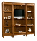 Sligh Furniture 1301-2X2-1-PB Bunching Bookcases
