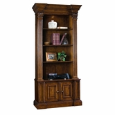 Sligh Furniture 1351-1-LR Laredo Tall Bookcase