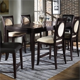 Somerton 138-38-69 Signature Counter Height Dining Set
