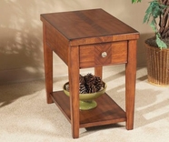 Somerton 140-01 Runway Chair Side Table