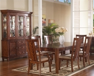 Somerton 140-64-36 Runway Dining Set