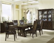 Somerton 146-62B-62-31 Villa Madrid Dining Set
