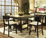 Somerton-151-69B-69T-38 Insignia Counter Height Dining Set