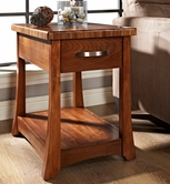 Somerton 153-01 Milan Chair Side Table