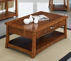 Somerton 153-04 Milan Cocktail Table (castered)