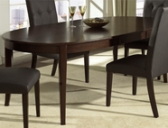 Somerton 416-63 Cirque Oval Leg Table