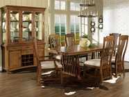 Somerton 417-62B-62T-31 Craftsman Dining Set