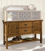 Somerton 417-73 Craftsman Dining Server