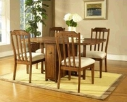 Somerton 417G60-A31 Craftsman Dining Set