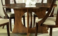 Somerton 419-61 Manhattan Pedestal Table
