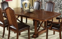 Somerton 420-62B-62T Barrington Trestle Table