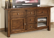 Somerton 425-29 Dakota Entertainment Console