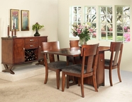 Somerton 431G60-33 Studio Gate-Leg-table-Side-Chair Dining Set