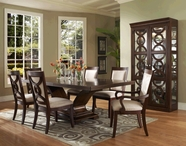 Somerton 498-62B-62T-33 Dolce Dining Set