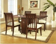 Somerton 629G60-B31 Caress Gate Leg Dining Set