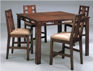 Somerton 929-69-38 Enchantment Counter Height Dining Set